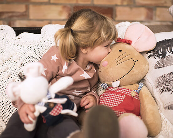 Discover the Kids&Us soft toys