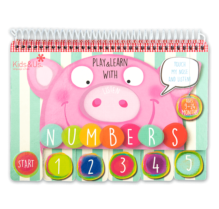 Play&Learn with Numbers